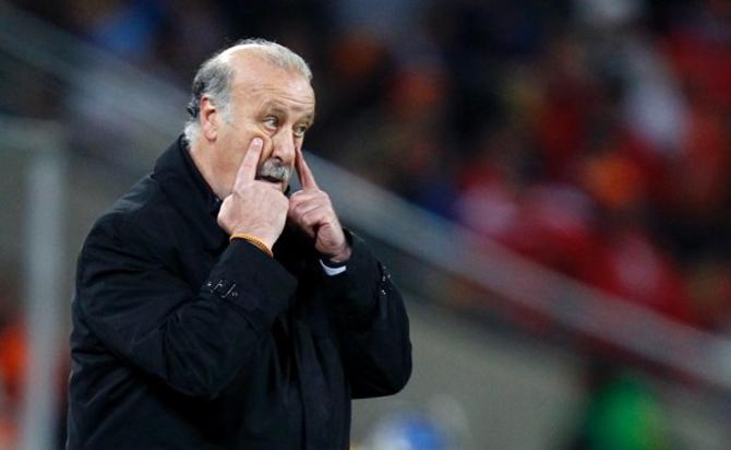 Висенте дель Боске сумел впервые в истории сборной Испании выиграть чемпионат мира.