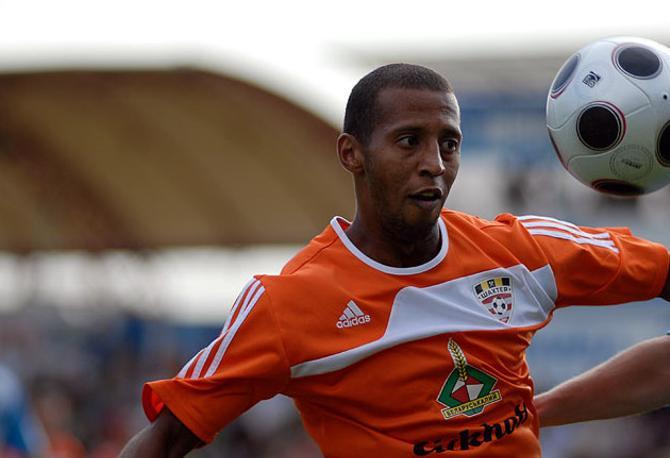 Александр Алумона давно не забивал три гола в одном матче.