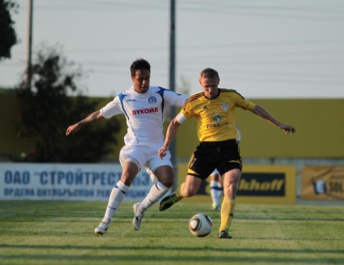 Андрей Леончик не намерен отращивать усы ради серебра чемпионата