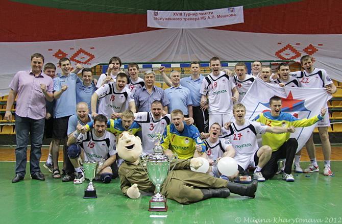 Минский СКА довольно неожиданно обыграл в финле Кубка Беларуси