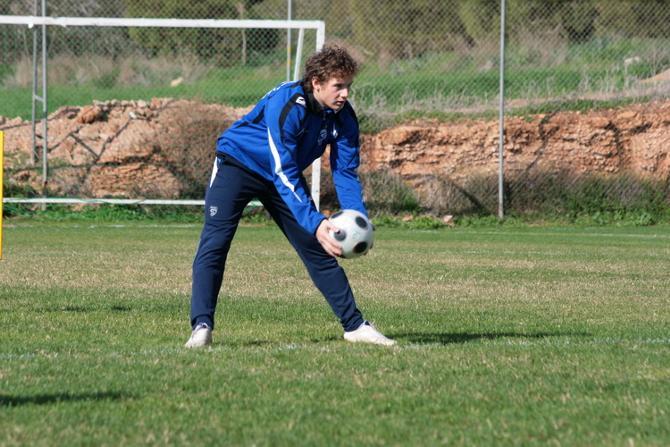 Александр Быченок быстро освоился в новой команде