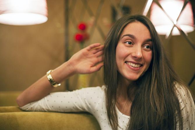 Татьяна Лихтарович любит планировать, но экстрима не чурается