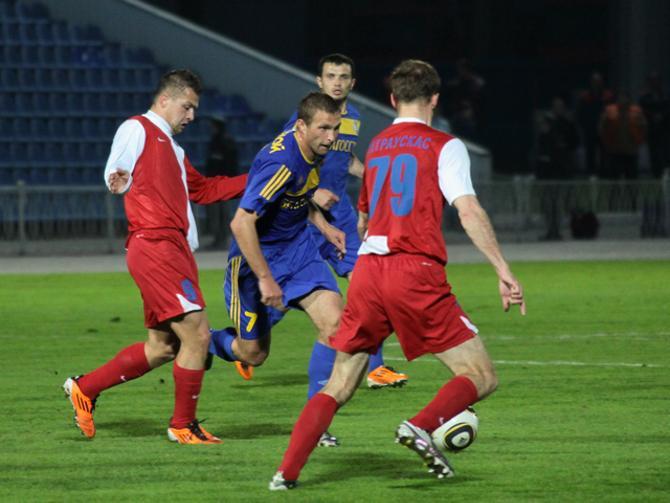 На дебютный гол Соро Артем Концевой ответил своим дебютом