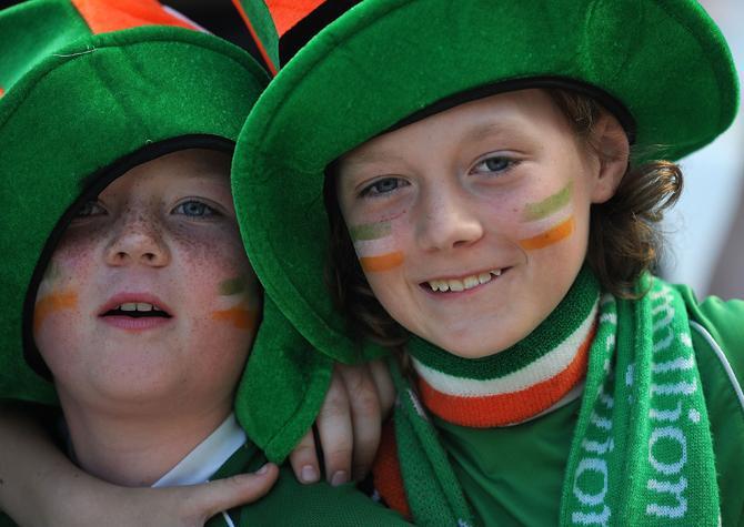 Можно быть уверенным — за свою сборную на Евро будет болеть вся Ирландия
