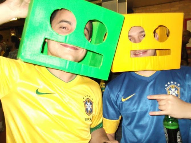 Бразильцы хоть и являются футбольными инопланетянами, но парни Кондратьева показали, что даже с ними можно играть