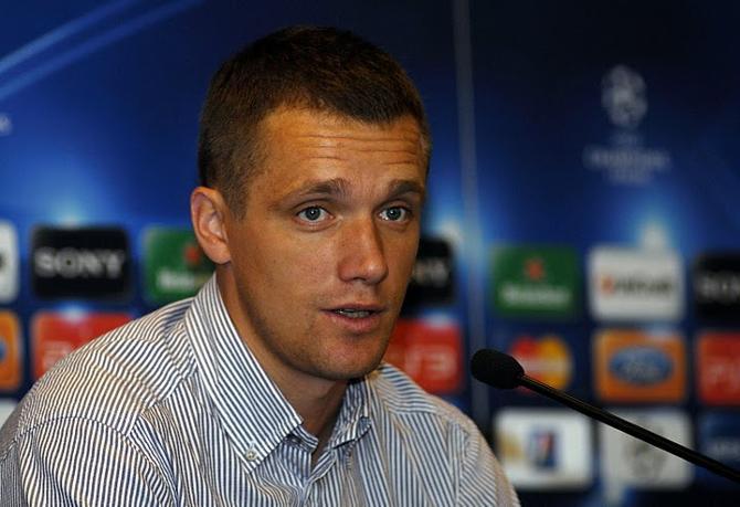 Виктор Гончаренко признается, что Лига чемпионов серьезно отвлекает его подопечных от чемпионата Беларуси