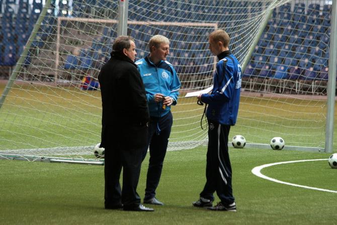 Радислав Орловский понимает Юрия Чижа, но сожалеет, что тот не дал тренерскому штабу Олега Василенко поработать дольше