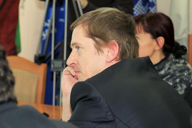 Юрий Вергейчик переквалифицировался в хозяйственника