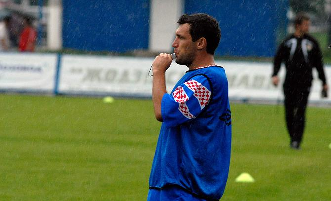 Сергею Гуренко помогать в нынешнем сезоне будет завершивший карьеру Андрей Лаврик.