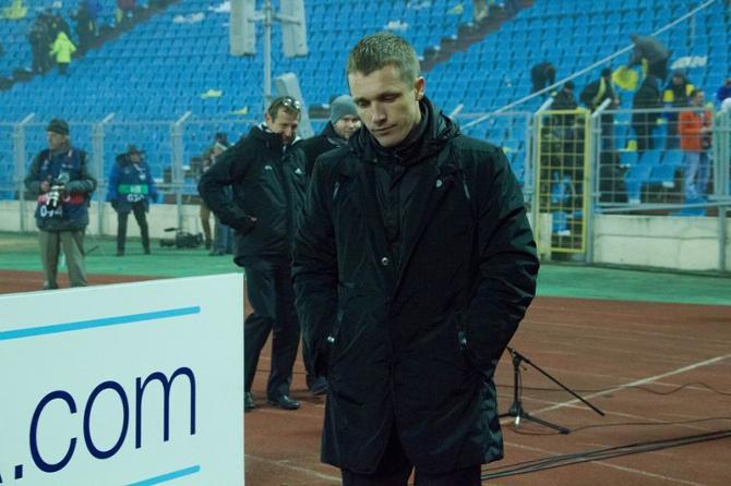 Концовки сезонов -- наверняка головная боль Виктора Гончаренко