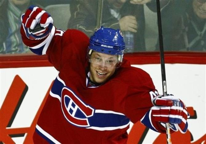 Вскоре Андрей Костицын может стать самым результативным белорусом в НХЛ.