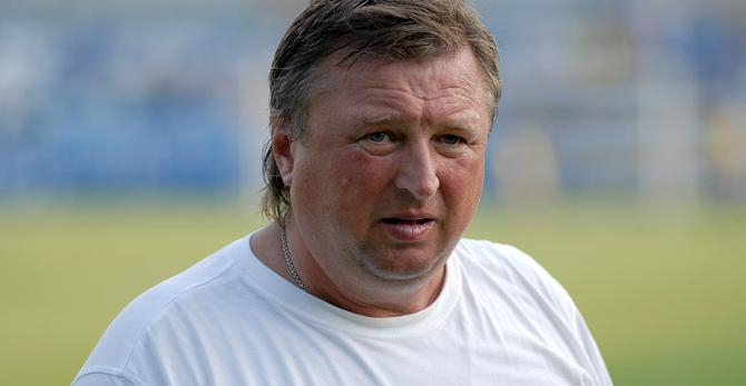 Юрий Пунтус верит, что его команда способна бодаться с БАТЭ
