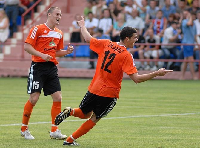 Максим Гукайло не прочь забить «Динамо» еще раз.