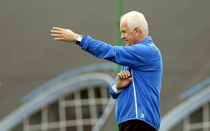 Бернд Штанге определил путь для сборной Беларуси, который в итоге никуда не привел...
