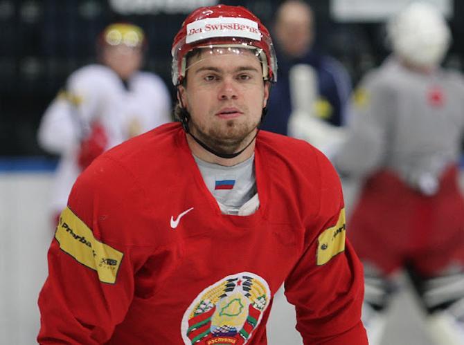 Андрей Степанов уже тренируется со сборной
