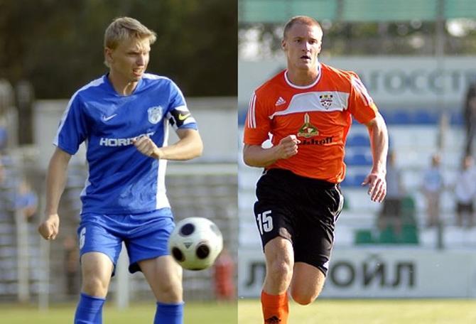 Разин против Комаровского,