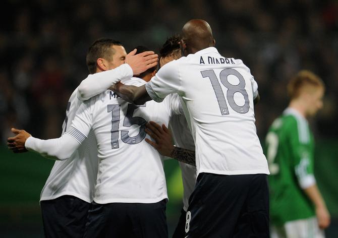Потеряв очки в обоих матчах с Беларусью, сборная Франции гарантировала себе попадание на Евро лишь в последнем туре квалификации