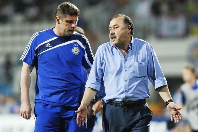 Валерий Газзаев недоумевает, почему «Динамо» не может заиграть в тот футбол, который от него ждут.