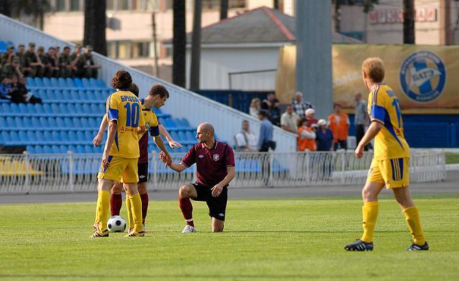 Дмитрий Чалей считает, что его команда заслуживает большего