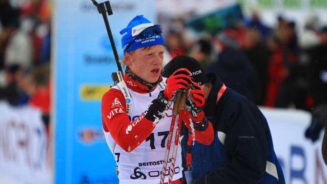Норвежец Йоханнес Бо - трехкратный чемпион мира среди юниоров.