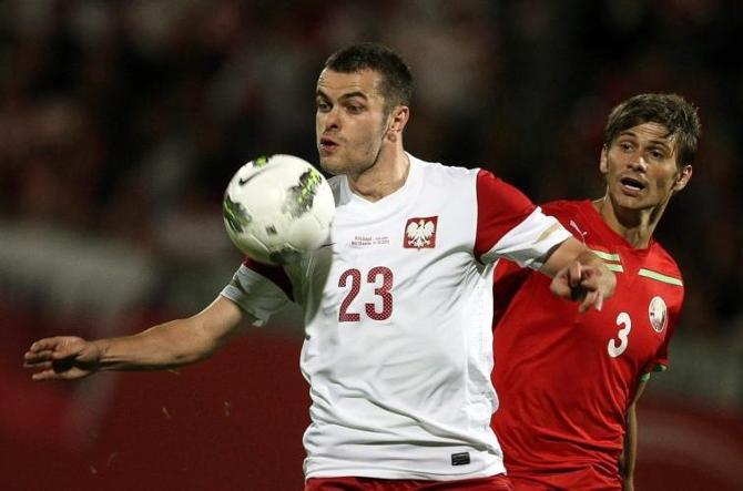 Польские болельщики, как и футболисты, были категоричны к нашей команде