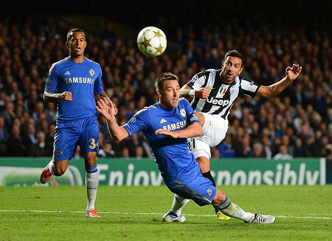Что ждет «Челси» в Турине?