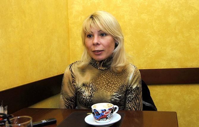 Елена Зубрилова скучает по Киеву