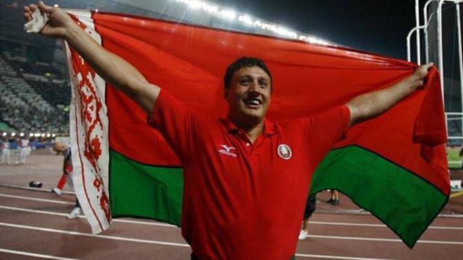 Иван Тихон считает патриотизм основным мотиватором достижения целей в спорте