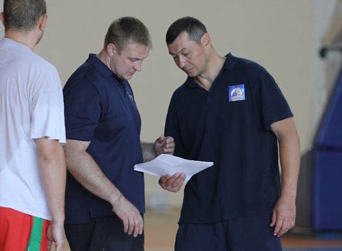 Андрей Кривонос и Андрей Василевко не понаслышке знают, как обыгрывать чехов.