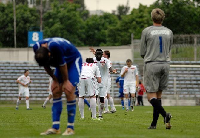 Сумеет ли герой Лиги Европы из Могилева прервать неудачную серию в чемпионате Беларуси?