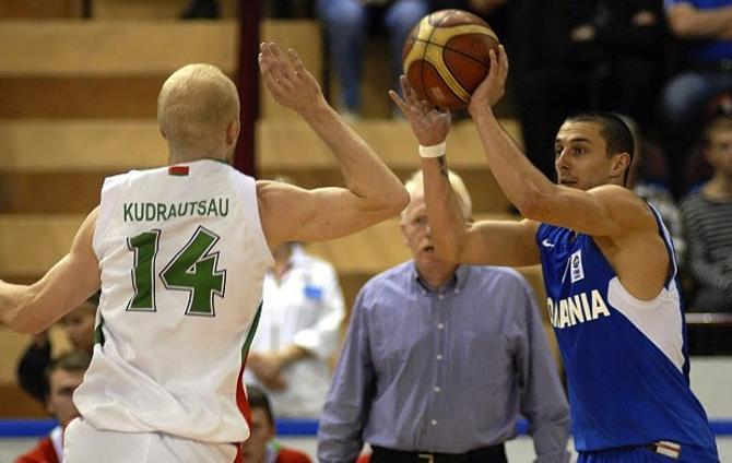 Поражение от Румынии практически лишило белорусов шансов на повышении в классе.