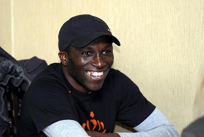 Брюно Мбанангой приглашает белорусов в Габон, на Кубок Африки