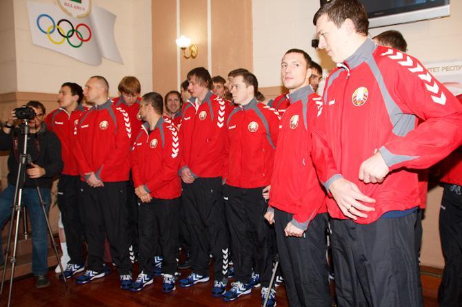 Об антураже пышных проводов белорусским гандболистам по возвращении с чемпионата мира приходится лишь вспоминать