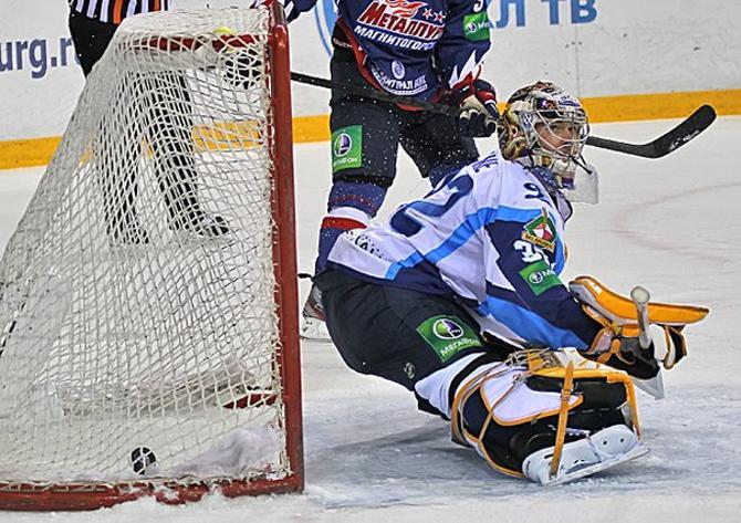 Пекка Ринне провел не самый выдающийся матч за «Динамо».