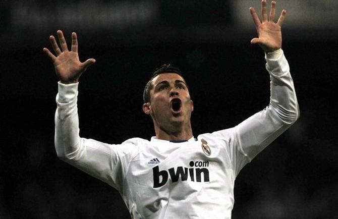 Криштиано Роналду в 18 матчах чемпионата забил уже 22 гола.