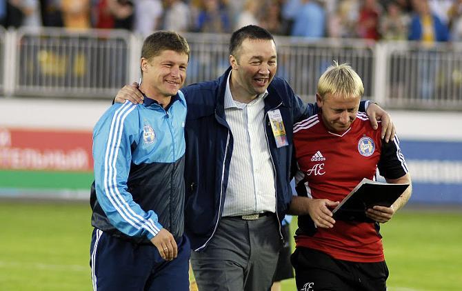 Анатолий Капский считает, что у всех тренеров БАТЭ есть шанс стать преемником Виктора Гончаренко