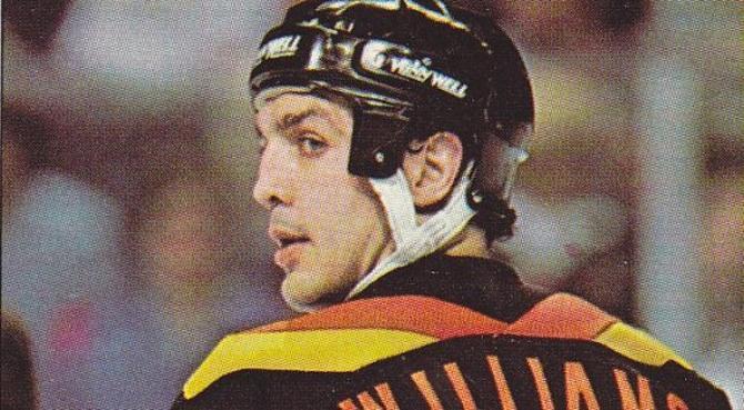Главный грубиян в истории НХЛ.