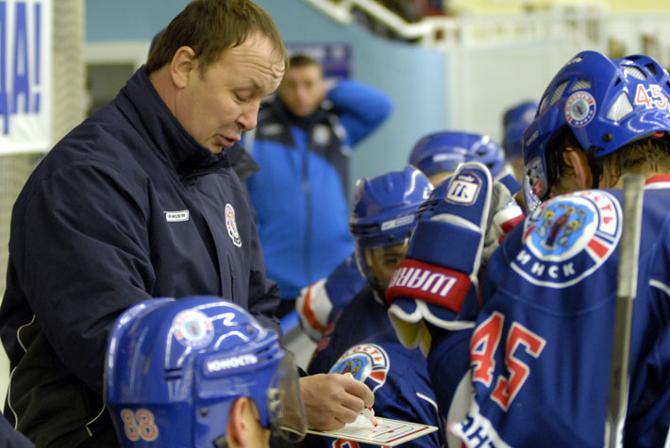 У Михаила Захарова нет претензий к своим игрокам: они выжали из себя, что могли