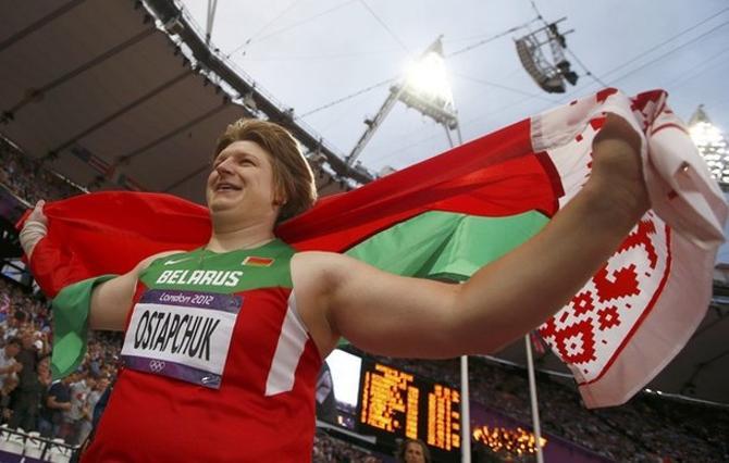 В финале Надежда Остапчук не дала усомниться в своем превосходстве.
