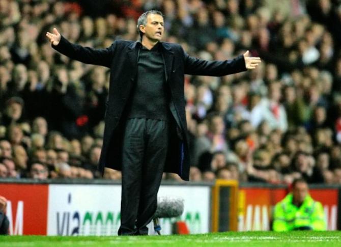 Жозе Моуринью выигрывал Лигу чемпионов с двумя клубами. Выиграет ли теперь с третьим?