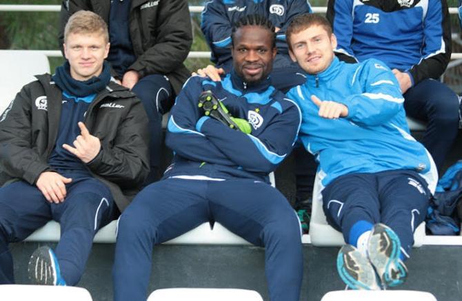 Потенциального новобранца «Динамо» привлекает возможность сыграть в Лиге Европы