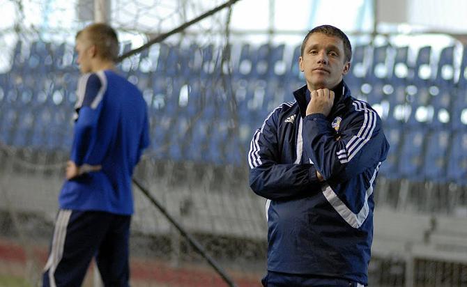 В преддверии сезона Виктор Гончаренко спокоен