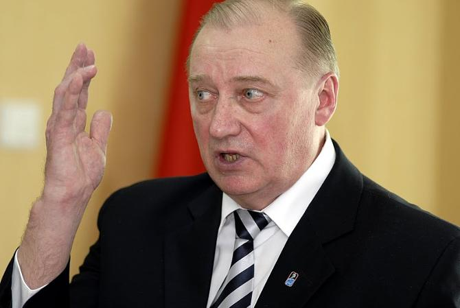 Евгений Ворсин финалу ОЧБ предпочел поездку со сборной в Смоленск.