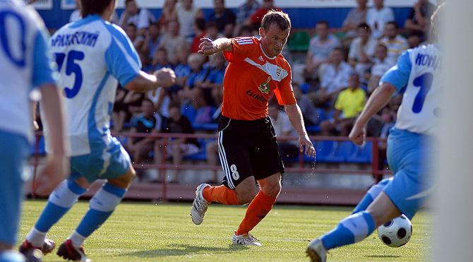Иван Денисевич надеется, что его команда в следующем сезоне будет бороться за медали
