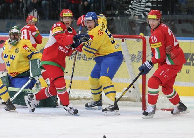 Сергей Дрозд -- самый результативный в сборной на подготовительном этапе к ЧМ, Андрей Стась -- один из самых недисциплинированных
