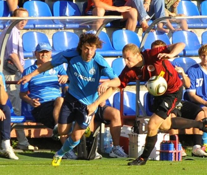 Леонид Ковель надеется, что в предстоящем сезоне будет забивать не только своей бывшей команде.