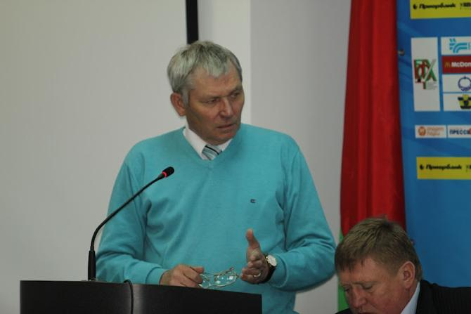 Сергей Солонец считает, что многие белорусские игроки  уклоняются от КХЛ