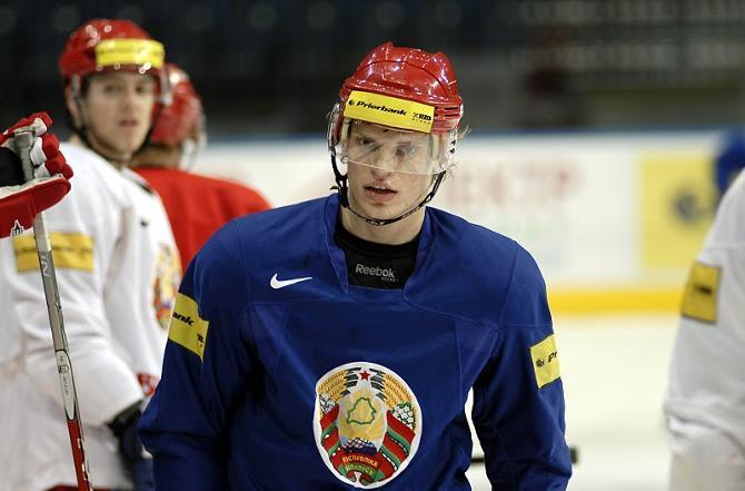 Олег Горошко может стать одним из самых дорогих игроков Беларуси