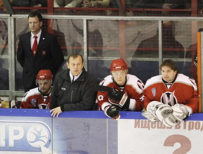 Дмитрий Горбунов и Сергей Шабанов оказались «джокерами» Дмитрия Кравченко в серии послематчевых буллитов.