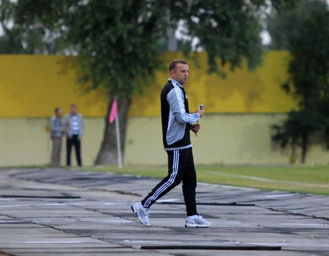 Подопечные Владимира Журавля слишком рано принялись доигрывать матч